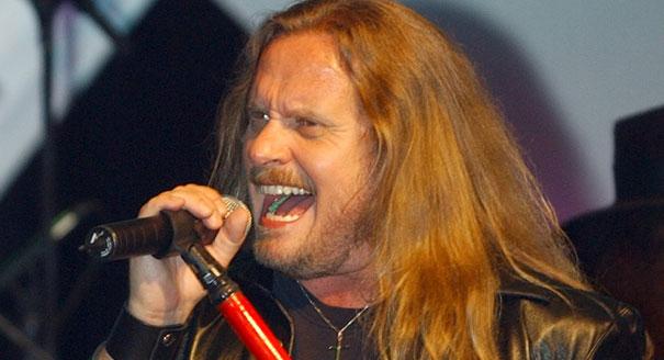 Lynyrd Skynyrd frontman